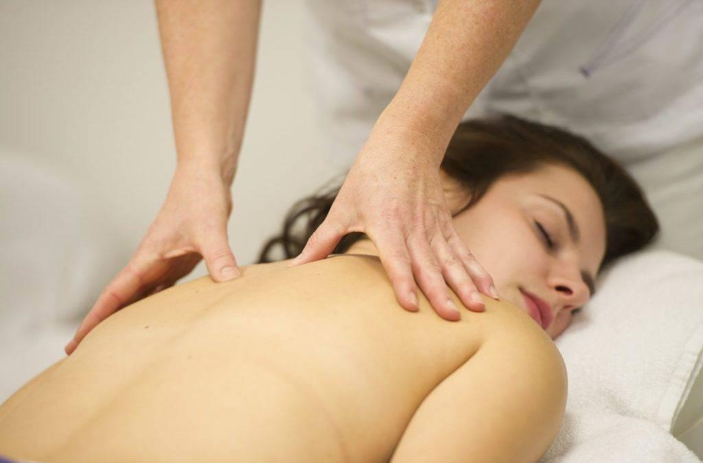 Massage een moment voor jezelf