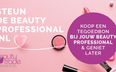Steun de Beautyprofessional