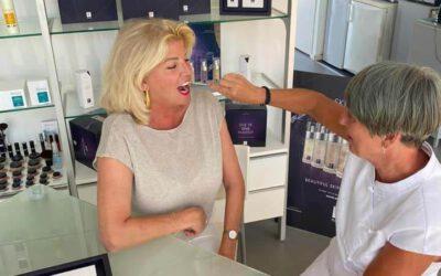 Unieke DNA test bij beautysalon Goodlooking
